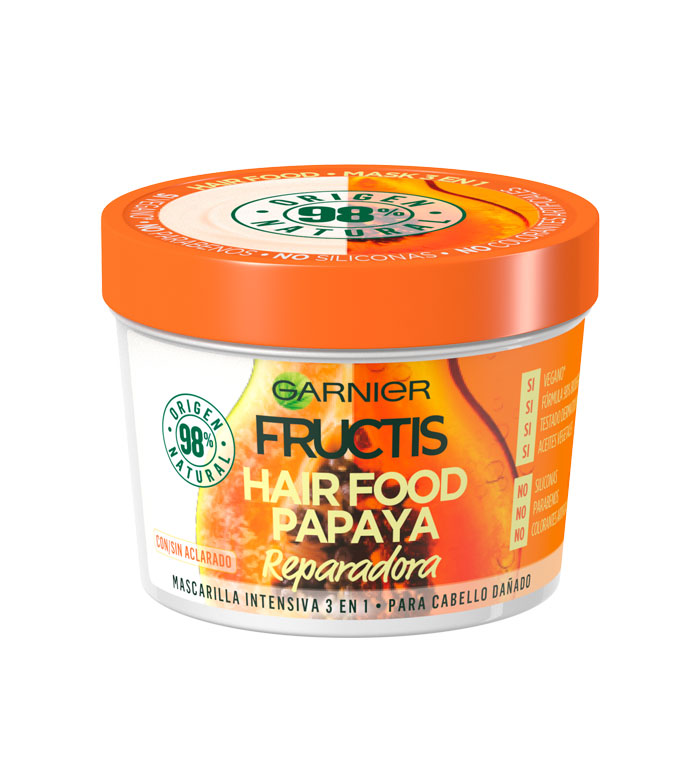 Kaufen Garnier Fructis Hair Food 3 In 1 Maske Papaya