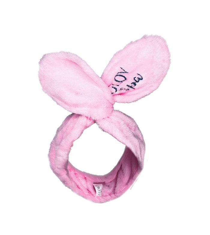 Glov Bands Der Haare Mit Hasenohren Pastell Rosa