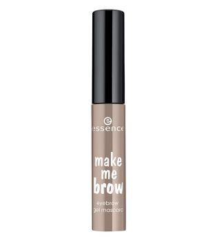 essence - Make me brow eyebrow gel mascara - 01 blondy brows