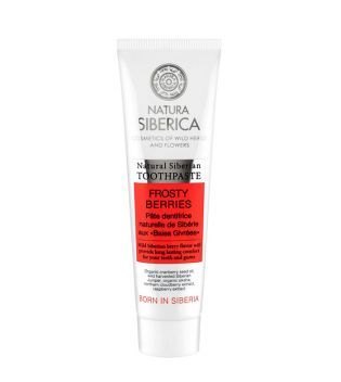 Natura Siberica - Frosty Berries toothpaste