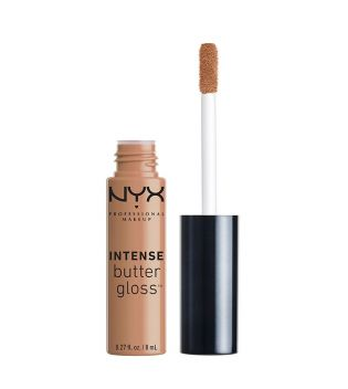 Nyx Professional Makeup -  Intense Butter Gloss - IBLG20: Cookie Butter