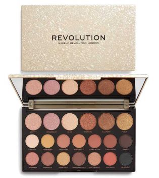 Revolution - *Jewel Collection* - Lidschatten Palette - Gilded