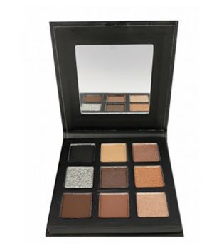 Technic Cosmetics - Pressed Pigments Lidschatten Palette - Tempting