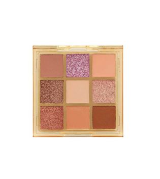W7 - Pressed Pigment Palette Bare All - Exposed
